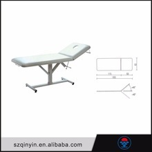 Color can be change CE Certification creative design fixed massage table