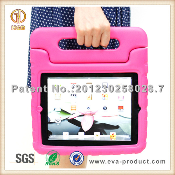 CPSIA Test Approved for Kids Proof EVA Tablet PC Case