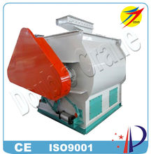 sale 2015 double shaft feed mixer machine for corn, soybean, grass