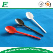 hard plastic cutlery set