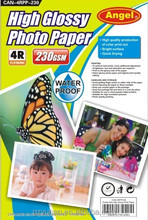 Light Heat Transfer Photo Paper for cotton T-shirt A4 size with high quality