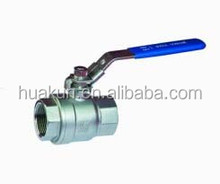 Chemical resistant lockable ball valve cad