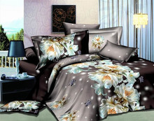 4 pcs Quantity and Duvet Cover Set Type egyptian cotton bedsheet
