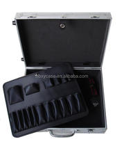 ningbo aluminium trolley pilot case for Tools, aluminum trolley beauty case