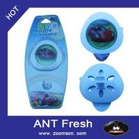 'Membrane' Car Air Freshener, New Car - Vanilla & Apple aroma