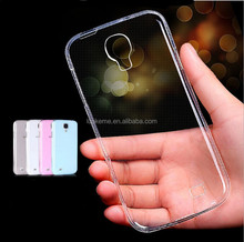 On Sale Transparent TPU Case for Samsung Galaxy S4