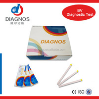 Women vaginal ph test strip/vagina bacterial intection test/factory made/China