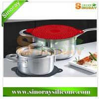 New Developed Silicone Splatter Guard/Pot Cover/Holder