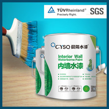 Interior paint free samples white emulsions