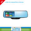new JC900 android car box GPS tracking system 3g wifi gprs gps mobile dvr