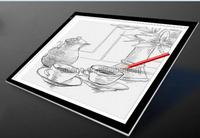 A3 LED Light Box Artist Art Drawing Tattoo Tracing Table Light Board Stencil Pad