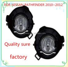 Waterproof fog light for Nissan pathfinder 2010 to 2012 the market leader