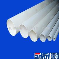 Colorful pvc pipe 10 inch diameter pvc pipe