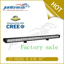 Super Bright 20650LM 39 inch 240w work light bar spot flood combo led alloy 4wd