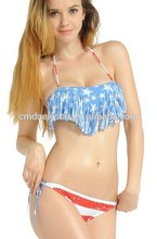 venta al por mayor sexy chica micro bikini traje de baño de los modelos