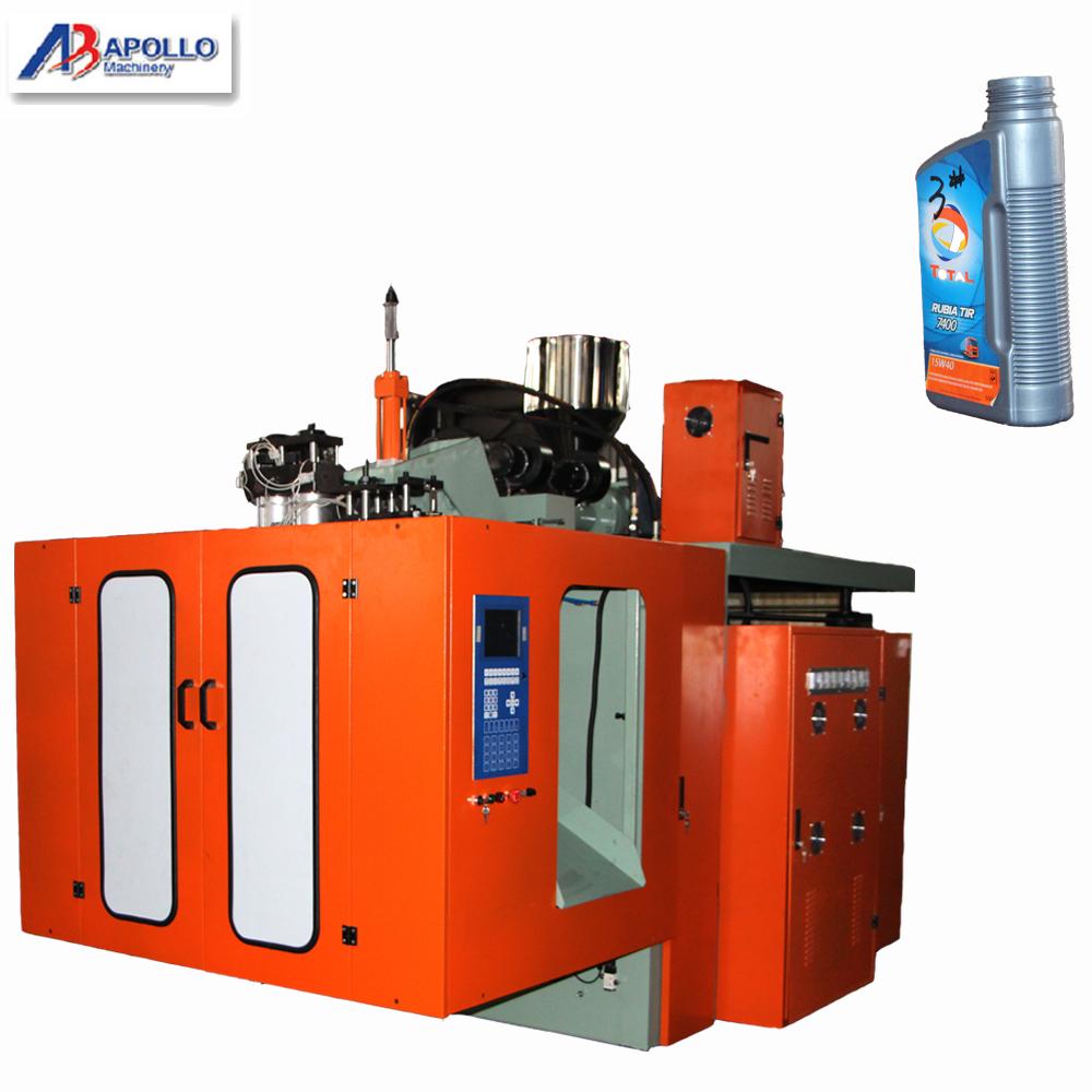 25 l nhựa jerry lon HDPE/Ldpe làm cho bồn nước nhựa thổi mloding máy