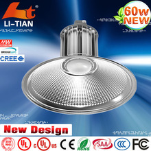 High Power Long Lifetime Ip65 high bay 150w 200w led hang lights led industrial