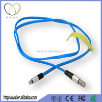 high quality USB cable for Iphone 5 cable data sync charger for iphone 6 /iPhone5 micro USB cable