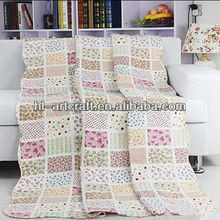 New product cotton quilt, soft kids quilt, warm baby quilt