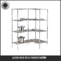 Heavy Duty Portable Point Of Sale Metal Display Stand/Stand Display