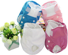 Ohbabyka beautiful one size double row snap modern cloth nappy newborn wholesale china