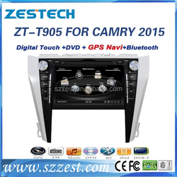 ZESTECH Hot Selling touch screen 2 din, auto 2 din dvd radio for Toyota Camry/