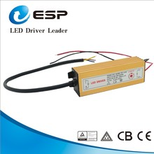 High efficiency IP65 outdoor led drivers 50W power supply circuit