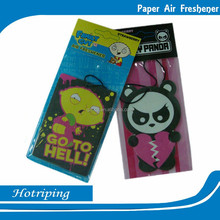 Cool style packaging air freshener with auto smelling