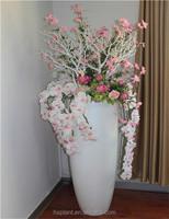 Ballerina Clear Cylinder Glass Vase FLOWER VASE glass /pp flower vase Shell FLOWER vase