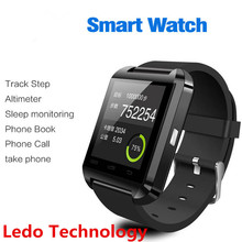 LEDO Hot top fashion smart watch, very small mobile phones, small size mobile phones