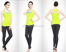 Lycra Hotsale Casual Fitness Woman Sports Wholesale Sweat suits