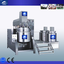 2015 China Hot-sale Chemical Industries/Body Cream Lotion Machine
