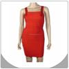 party dresses vintage red girls dresses women wear bandage dress 2015