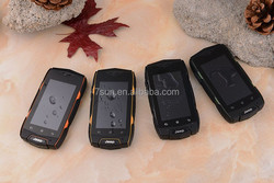 Waterproof Discovery V10 3G WiFi Smartphone Dual Core Android 4.3 Camera Black waterproof smartphone