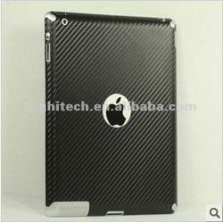 Full Body Carbon Fiber Skin Sticker Cover For iPad 1 ipad 2