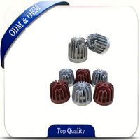 aluminum die casting right box with the most stringent quality inspection