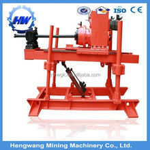 hydraulic pneumatic rock rig for mining used at low price tunnel drilling rig