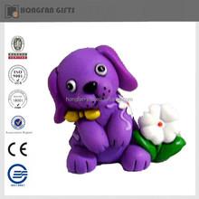 popular sell resin dog ornaments