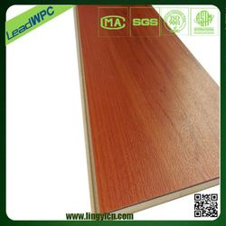 anti-impact weather- proof wpc dog kennel flooring