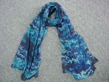 2015 fashion wholesale tie dye dupatta scarf stole dupatta