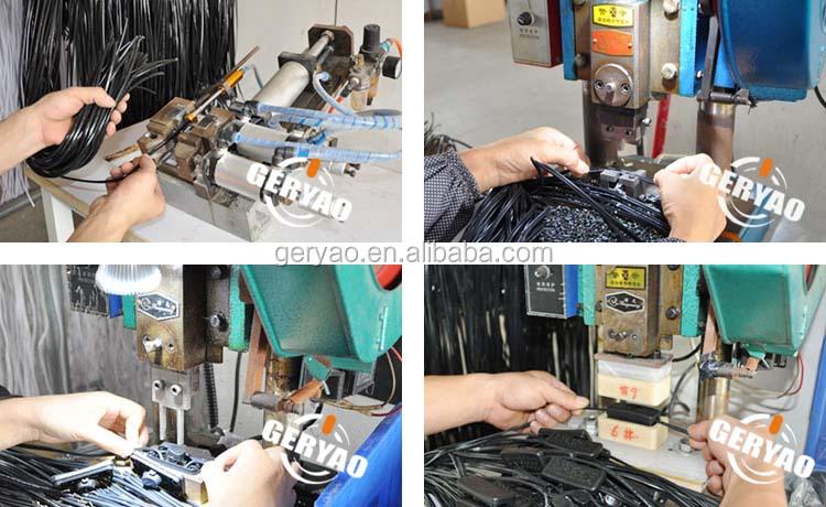 European standard himalayan salt lamp light cord set including eu switch production flow greentooth Images