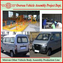 montaggio van camion e altre linee di produzione servizio di guida