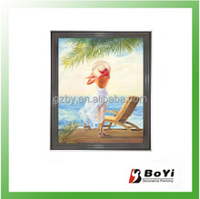 2015 Newest Painting Wall Frame Mural Painting