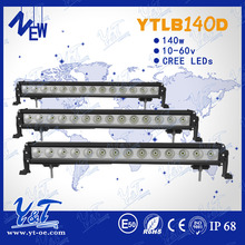 High-performance 27inch auto parts led light bar Black for Indicators Motorcycle/ Driving Offroad/ Boat/ Car /Tractor /Truck