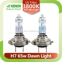 H7 12V 65W Super Dawn Light Replace Upgrade headlight type car