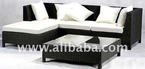 Poly Rattan Sofa Set Buy Home Wicker Furniture Product  : poly rattan sofa set from alibaba.com size 500 x 240 jpeg 38kB