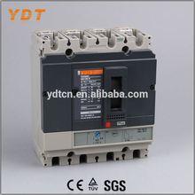YDT ns mccb circuit breakers, mccb circuit breaker (ns 100-250a 4p), ns mould case circuit breaker /mccb