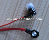 new tooling new metal earphones Custom two-way balanced armature