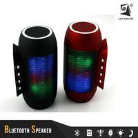 T2218A manual for mini digital speaker bluetooth mini portable speaker with LED flashlight