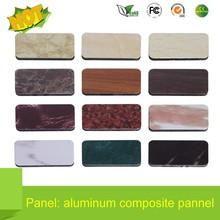 3mm PVDF Coated aluminium composite panel ,composite aluminium panels,alucobond wholesale prices